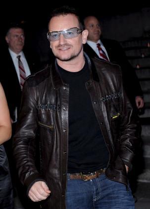 Bono ha sufrido una lesión mientras preparaba su próxima gira.
