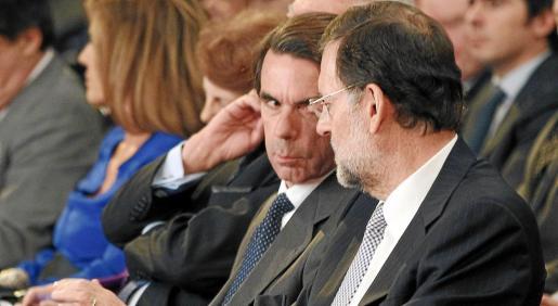 La relación entre el expresidente José María Aznar y el presidente Mariano Rajoy no atraviesa por el mejor momento.