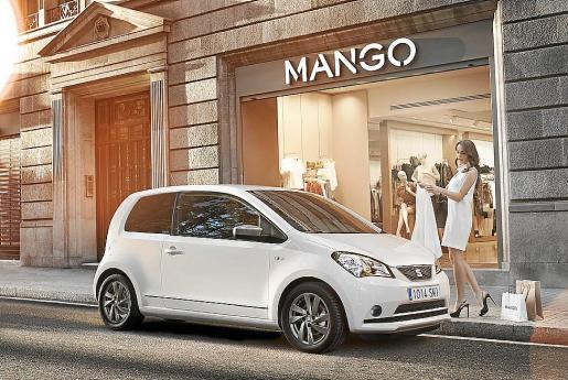 El nuevo SEAT Mii by MANGO destaca, como no podía ser de otra manera, por su atractivo diseño.