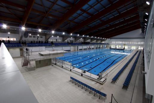 Imagen de las nuevas instalaciones de Son Moix.
