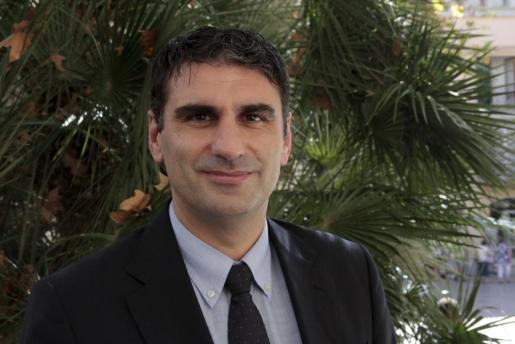 Julio Martínez en una imagen de archivo.