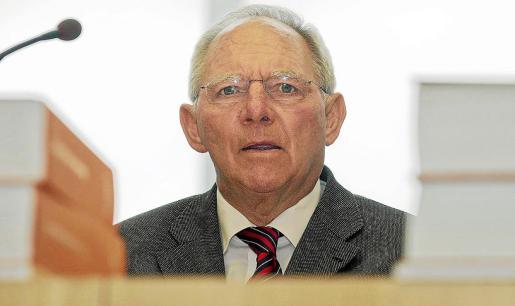 El ministro alemán de Finanzas, Wolfgang Schäuble, está preparando un tercer paquete de ayudas para Grecia.
