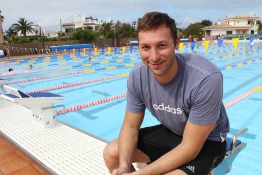 El nadador Ian Thorpe, en una imagen de 2012.