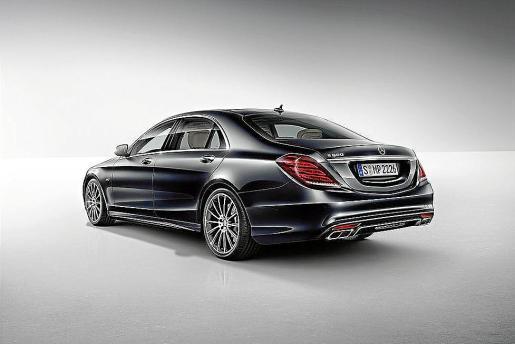 Ningún automóvil refleja con tanta fidelidad el legendario lema del fundador de la empresa Gottlieb Daimler como el modelo tope de gama de Mercedes-Benz.