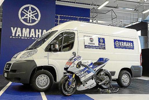 Fiat Professional es patrocinador y proveedor oficial del equipo japonés.