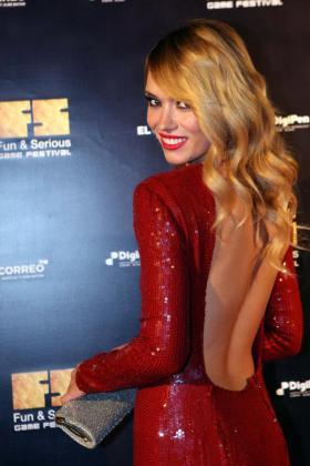 La presentadora Paricia Conde, en una imagen de archivo.