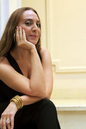 La cantante Mónica Naranjo, en una imagen de archivo.