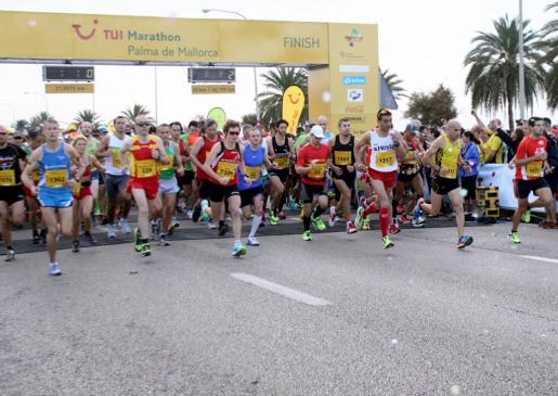 El próximo TUI Maratón tendrá lugar en octubre.
