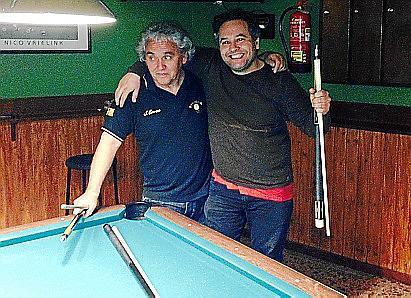 Correa (izquierda) y Rubio (derecha).