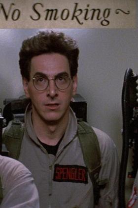 Harold Ramis se hizo popular con su papel de 'cazafantasma'.