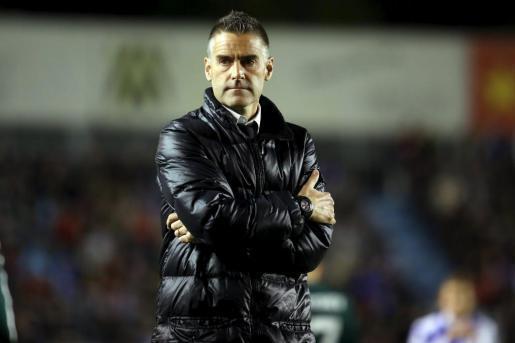 El entrenador de fútbol Lluís Carreras en una imagen de archivo.
