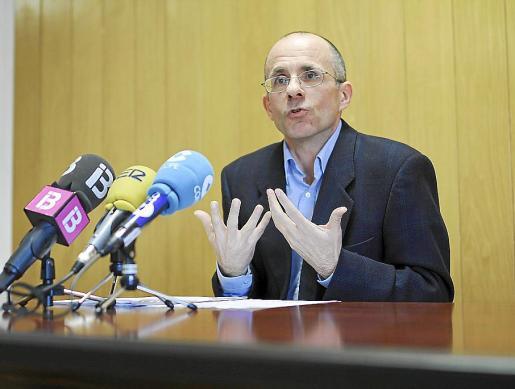 El director médico de la Fundación Kovacs, Mario Gestoso. FOTO: M.A. CAÑELLAS