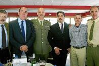 Celebración del CXXXII aniversario de la Academia General Militar