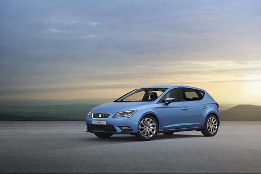 El nuevo SEAT León TGI es uno de los vehículos más económicos del mercado.