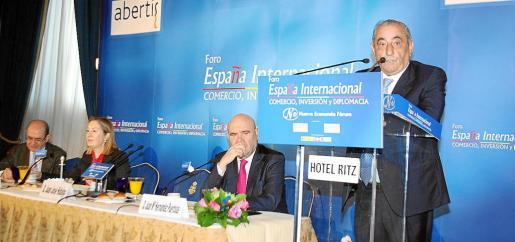 Hidalgo anunció la apertura de más hoteles en Santo Domingo, Mallorca y Marruecos.