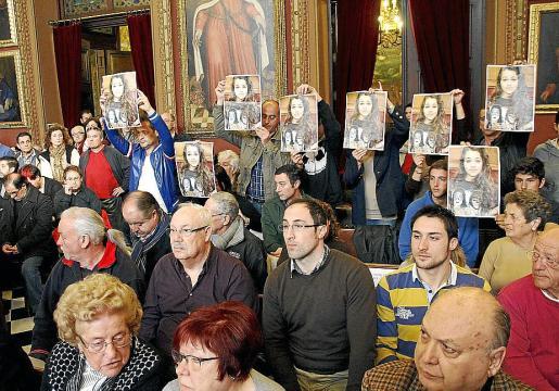 Recientemente, los allegados y amigos de Malén pidieron en el Ayuntamiento de Palma que no se dejara de buscar a la adolescente de Cala Vinyes.