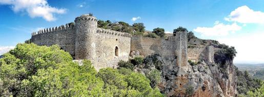Castell de Santueri en Felanitx.