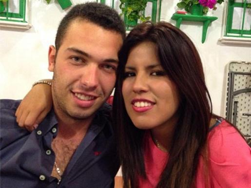Chabelita y su novio Alberto Isla, en una imagen de archivo.