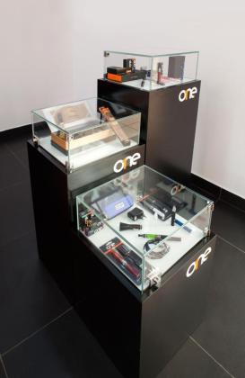 Los cigarrillos electrónicos One Smoking Different cuentan con una gran variedad de accesorios.