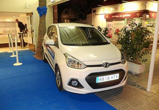 El concesionario isleño presentó el nuevo Hyundai i10 en la discoteca Victoria del Paseo Marítimo