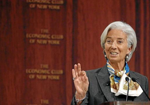 El informe fue encargado por el Fondo Monetario Internacional, que dirige Christine Lagarde.
