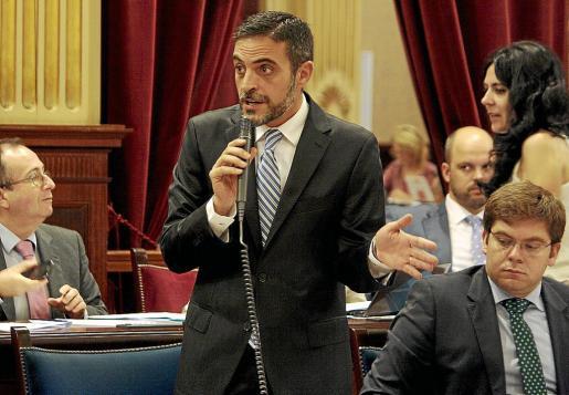 El conseller d'Hisenda, José Vicente Marí, siempre ha defendido mayor autonomía financiera.