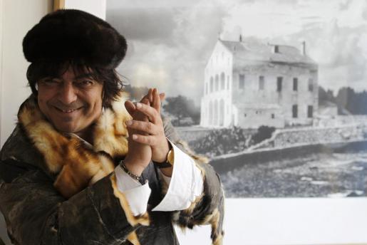 El bailaor y actor sevillano Antonio Canales.