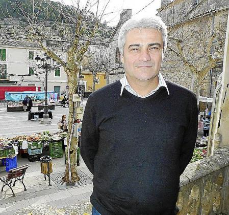 El alcalde de Bunyola, Jaume Isern (PP).