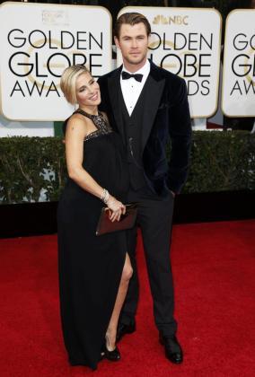 Chris Hemsworth y Elsa Pataky, en una imagen de archivo.