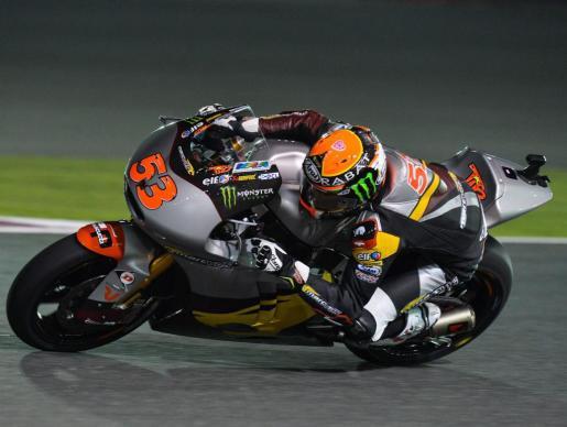 El español Esteve 'Tito' Rabat, durante la sesión de clasificación del Gran Premio de Catar.