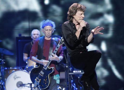 Mick Jagger, Keith Richards y Charlie Watts, en una imagen de archivo.