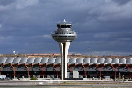Imagen de la Terminal 4 del aeropuerto de Madrid-Barabjas.