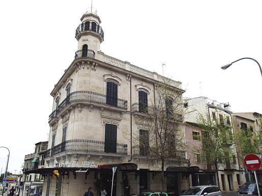 Imagen del Hostal Cuba, en Palma.