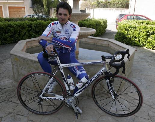 El ciclista ha sido suspedido por un positivo en EPO.