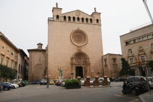 La iglesia de Sant Francesc albergará un nuevo hotel urbano.