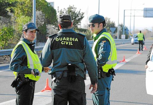 La Guardia Civil de Inca procedió a la detención del sospechoso.