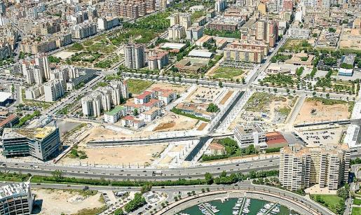 Las condiciones de la reordenación de Palma se plantearán desde Cort en el bienio 2014-2015.