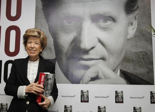 La periodista Pilar Urbano, en una imagen de archivo.