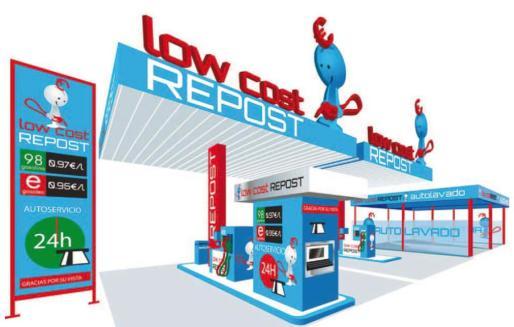 El ahorro para el consumidor a la hora de repostar en una gasolinera Low cost depende de muchos factores, pero podría llegar a alcanzar los diez céntimos por litro en algún tipo de combustible.