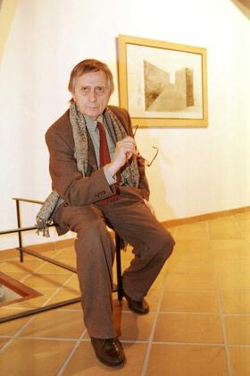 Josep Maria Subirach, en una imagen de archivo.