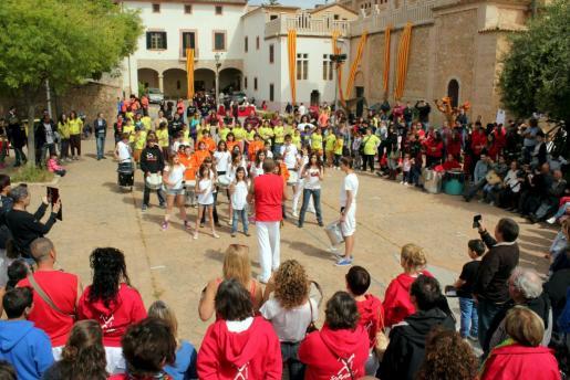 La Diada de Sant Jordi en el monasterio de La Real incluye actividades para todas las edades.