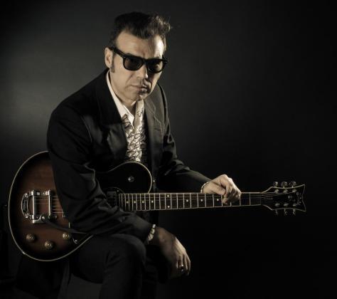José Antonio García, quien fuera vocalista de la banda 091, actuará en el Rock & Roll Star Festival del Teatre de Lloseta.