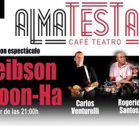 Noche de música brasileña en Almatesta.
