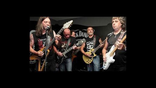 Rock-electrónico con Las Rocas.