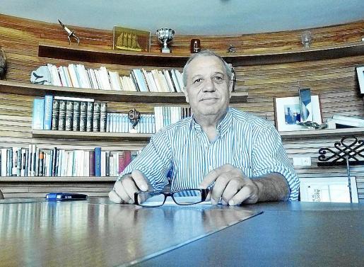 El presidente del Club Nàutic, Pedro Siquier, no se pronunciará hasta reunirse con la junta.
