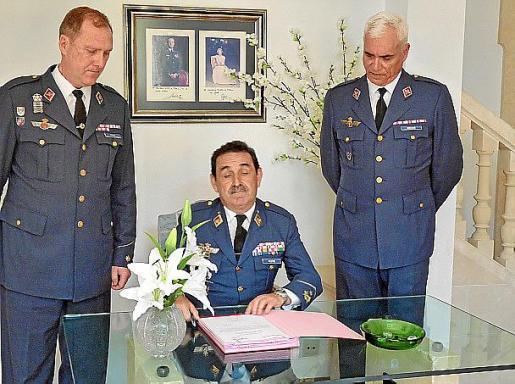 Román C. Martínez, Manuel Mestre y José Daniel Soriano.