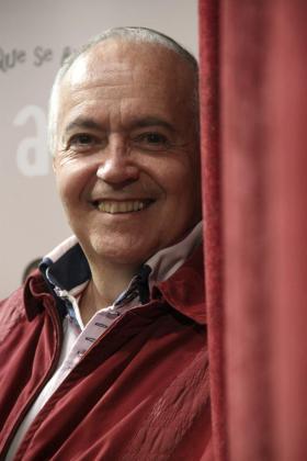 El empresario José Luis Moreno, en una imagen de archivo.           ESPAÑA TEATRO ESTRENO - Madrid - C. A. Madrid - Beatriz Velardiez - me