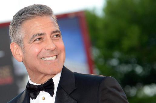 Fotografía de archivo, del 28 de agosto de 2013, de George CLooney.