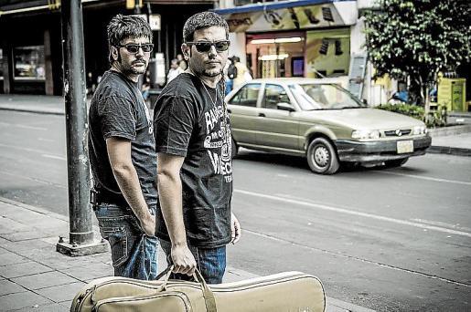 Los hermanos Muñoz son Estopa.