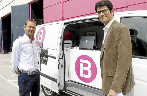 Juan Carlos Gacal y Jordi Calleja presentaron la nueva iniciativa de IB3.